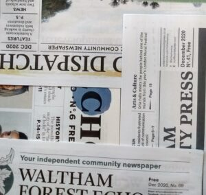 Social Spider's community newspapers